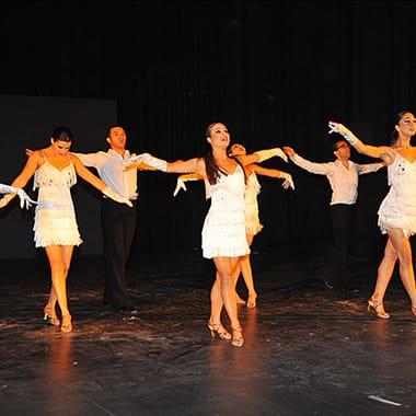 Dans Maratonu Üniversiteler Dans Yarışması